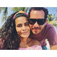 Adriana & Luis User Profile