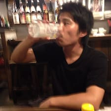 Yoshinori felhasználói profilja