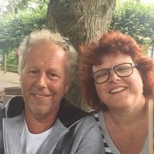 Gebruikersprofiel Willem & Anja