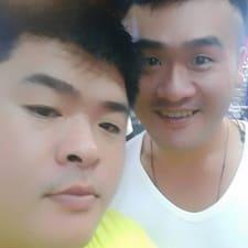 Perfil do utilizador de Chan Huang