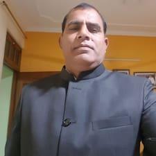 Henkilön Raj Kumar käyttäjäprofiili