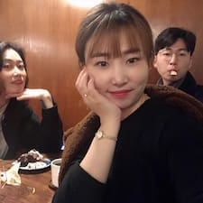 조은 - Uživatelský profil