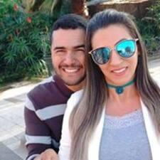 Perfil do usuário de Fernanda