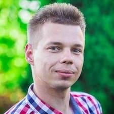 Henkilön Bartłomiej käyttäjäprofiili