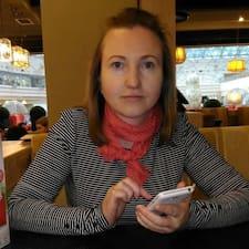 Profilo utente di Tатьяна