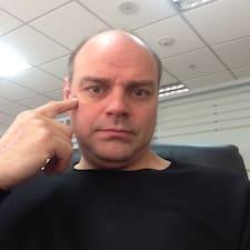 Profil utilisateur de Степан