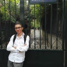 Fernand felhasználói profilja