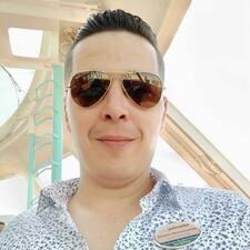 Dmytro felhasználói profilja