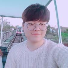 Perfil do utilizador de 강민