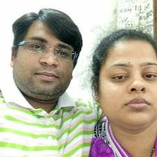 Profil utilisateur de Nishant Kumar