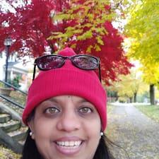 Användarprofil för Kavita