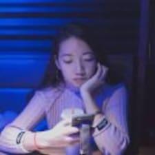 妍 felhasználói profilja