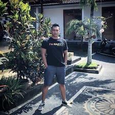 Profil utilisateur de Adiarta
