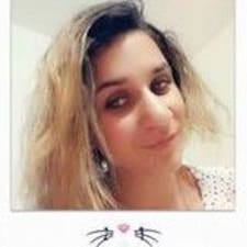 Perfil do usuário de Vanessa