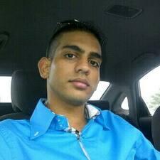 Ashen - Uživatelský profil