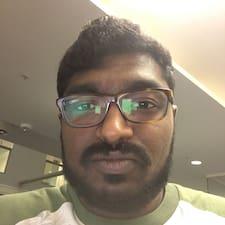 Gogulan User Profile