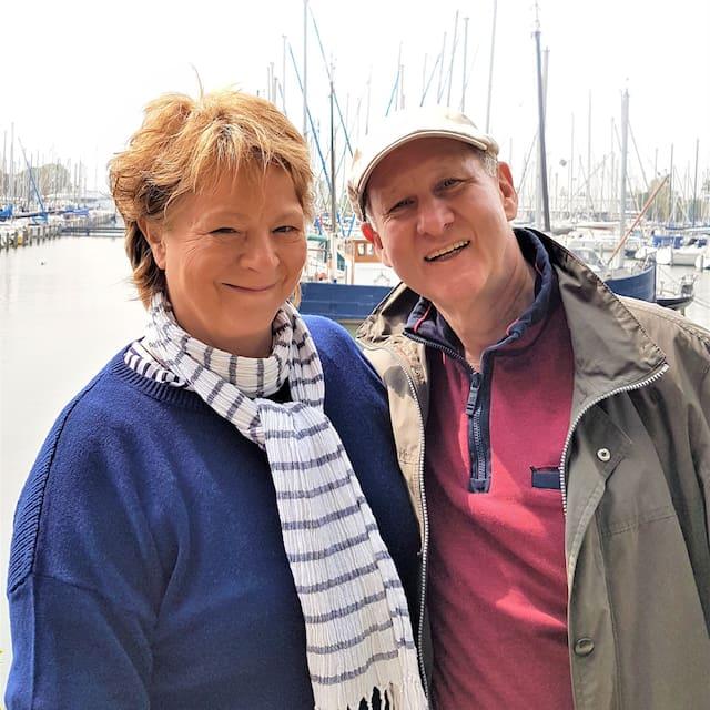 Reiseführer vonUschi & Burchard