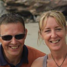 Profil Pengguna Joe & Kirstie