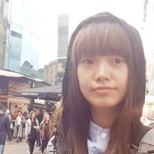 Hyeyeong的用戶個人資料