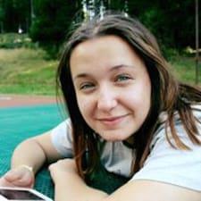 โพรไฟล์ผู้ใช้ Kateřina