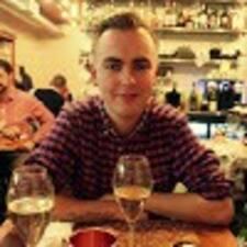 Mathias felhasználói profilja