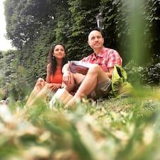 Profil utilisateur de Silvia&Anuar