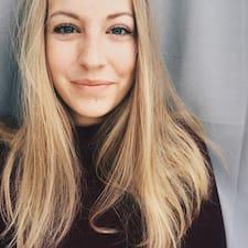 Perfil do usuário de Natálie