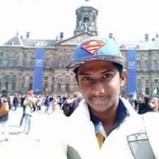 Adithya User Profile