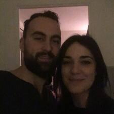 Arnaud & Marie Brugerprofil