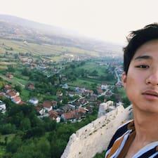 Joonhyuk User Profile