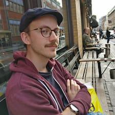Gebruikersprofiel Fredrik
