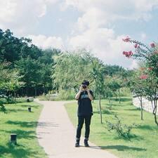 Profil utilisateur de Donguk
