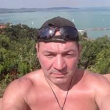 István User Profile