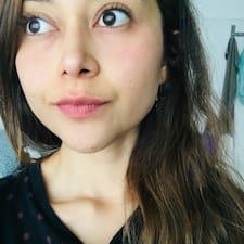 Henkilön Maria Alejandra käyttäjäprofiili
