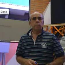 Gebruikersprofiel Jose Homero