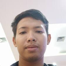 Perfil de usuario de Muhammad Gantang