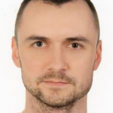 Profil utilisateur de Arkadiusz