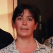 Henkilön Véronique käyttäjäprofiili