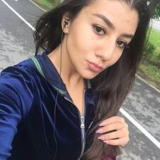 Мари User Profile