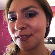 Profil utilisateur de Leticia Guadalupe