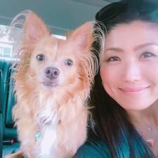 Miwako felhasználói profilja