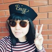 Gebruikersprofiel Paige