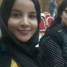 Nutzerprofil von Fatima Zahra