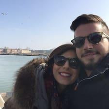 Profil korisnika Giulia And Massimiliano