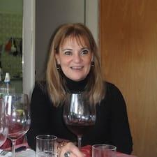Maria Del Carmen的用戶個人資料