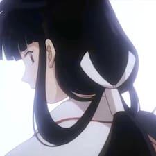 仙女 felhasználói profilja
