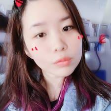 Yinq felhasználói profilja
