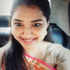 Profil utilisateur de Sunitha