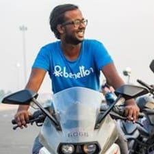 Gopi Krishnan Brugerprofil