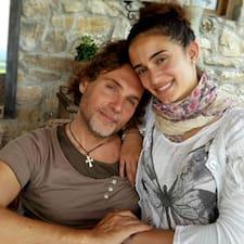 Användarprofil för Angelo & Sofia Raya